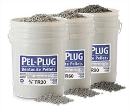 Bentonite avec retardateur Pel-Plug TR30