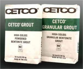 Grout Cetco