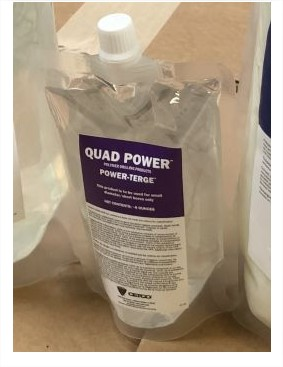 Cetco Quad Power Power-Terge