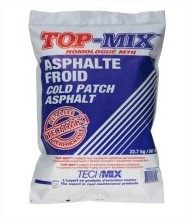 Asphalte froide