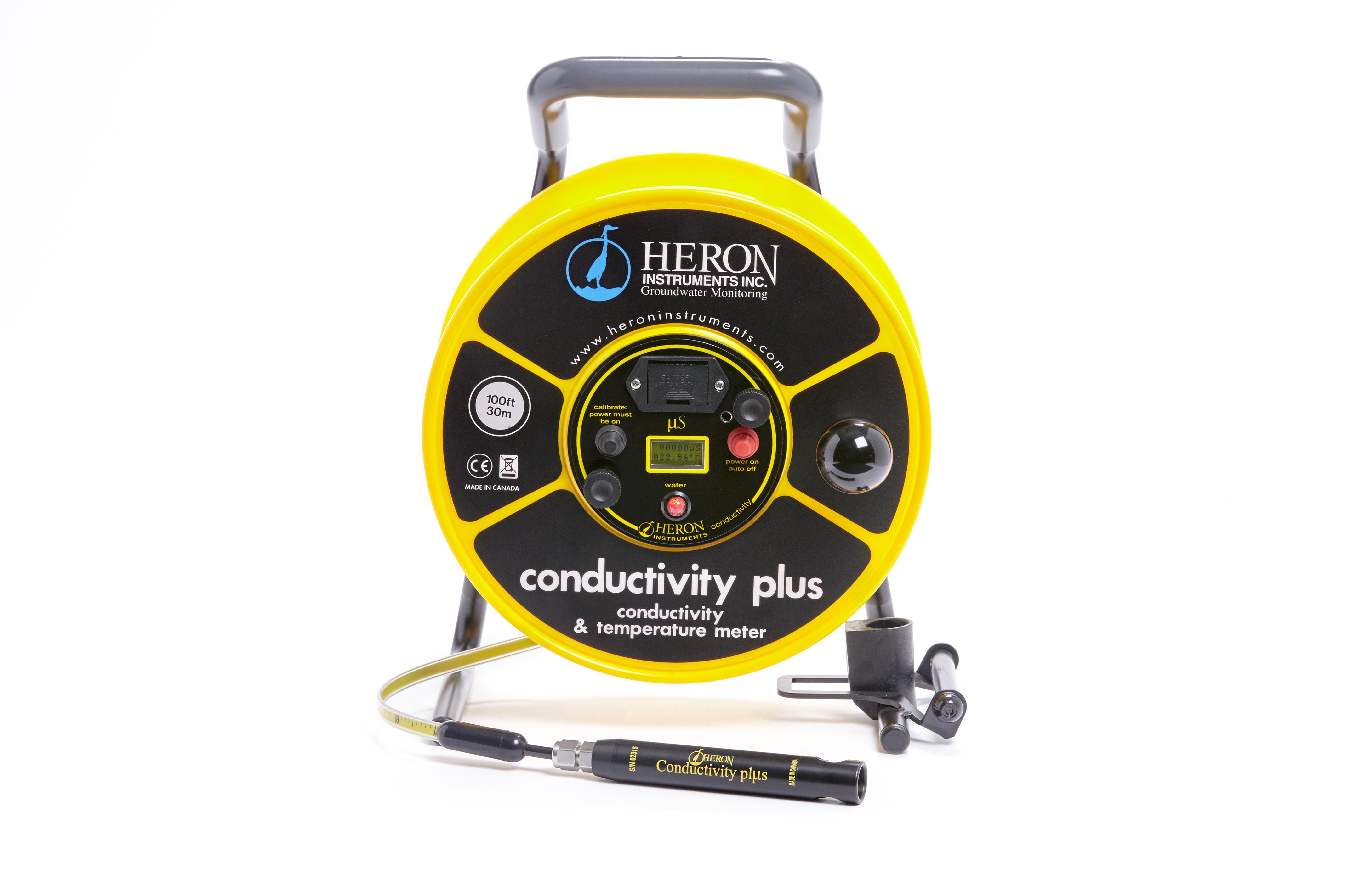Sonde de conductivité Heron Instruments