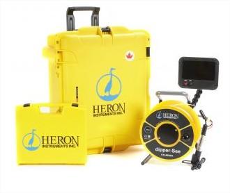 Caméra d' inspection de puits vertical Heron Instruments