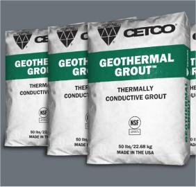 Geothermal Grout Cetco