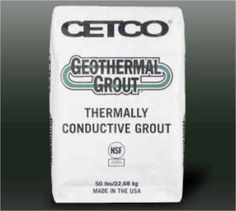 Geothermal Grout Cetco